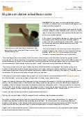 Big data revolution in healthcare sector   kapil khandelwal - livemint 16 july 2013