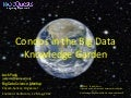 Condos in the BigData Knowledge Garden
