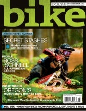 Bike magazine julio