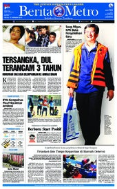 Epaper Berita Metro 10 September 2013