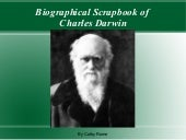 Biographical Scrapbook of Charles D...