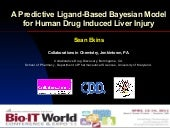 BioIT Drug induced liver injury tal...