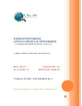 Biorepositories   applications & ow...
