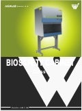 Biosafety Cabinet Class 1 by ACMAS Technologies Pvt Ltd.