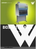 Biosafety Cabinet Class 2 B by ACMAS Technologies Pvt Ltd.