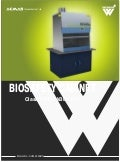 Biosafety Cabinet Class 2B 2 (Table Top) by ACMAS Technologies Pvt Ltd.
