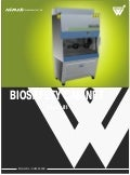 Biosafety Cabinet Class 3 by ACMAS Technologies Pvt Ltd.