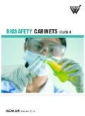 Biosafety Cabinet Class 2 by ACMAS Technologies Pvt Ltd.