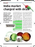 Merger and Acquisitions Deals in the Indian Bio Pharma Sector : Kapil Khandelwal, EquNev Capital, www.equnev.com