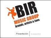 BIR Music Group