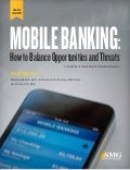 White Paper: Mobile Banking: How to Balance Opportunities and Threats