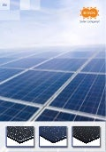 BISOL Group - Corporative brochure - Solar company
