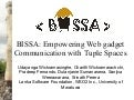BISSA: Empowering Web gadget Communication with Tuple Spaces