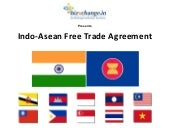 ASEAN FTA - A Bizxchange.in Exclusi...