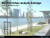 BK 7210 Urban plan typology Rotterd...