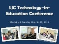 BK SJC Tech-in-Ed Conference Closing