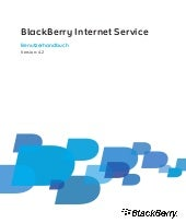 BlackBerry Internet Service 4.2-Ben...
