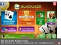 Yazino Blackjack iOS app