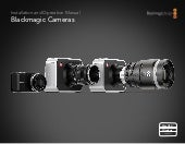 Blackmagic camera manual