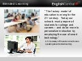 Blended learning and EnglishCentral