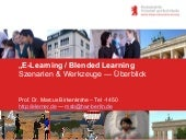 Blended learning deutsch 2013