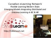 blendED 2015: Flexible Learning Western Style