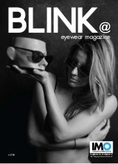 Blink eyewear magazine 1:2013