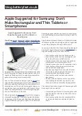 Blog.batteryfast.co.uk apple-suggested-for-samsung-don-t-make-rectangular-and-thin-tablets-or-smartphones