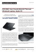 Blog.batteryfast.co.uk ces-2012-acer-unveils-world-s-thinnest-ultrabook-laptop-aspire-s5