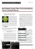 blog.bestlaptopbattery.co.uk-Best Battery Saving Tips to Increase Battery Life on Android Phones