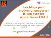 Blog Et Motivation En Foad