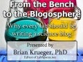 From the Bench to the Blogosphere: Why every lab should be writing a science blog