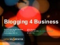 Blogging-4-Business