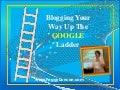 Blogging Your Way Up the Google Ladder with Peggy Duncan