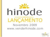 Hinode - Blog In - www.venderhinode...