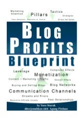 Blog Profit Blue Prints