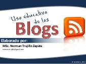 Uso educativo de los Blogs (Taller ...