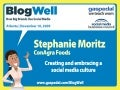 BlogWell Atlanta Social Media Case Study: ConAgra Foods, presented by Stephanie Moritz