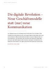 Die digitale Revolution - Neue Gesc...