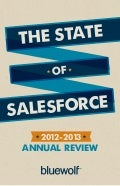 Bluewolf | The State of Salesforce 2012