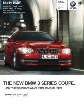 2011 Shelly BMW 335is Coupe Los Ang...
