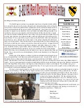 Red Dragon Newsletter, September 2011