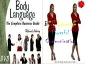 Body language  nice  - business guide