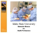 Medical Education for Idaho State U...