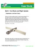 Bolt n go Chain and Flight system for Drop Forged Chains - CASE STUDY