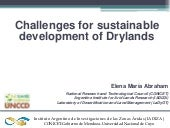 "Elena Maria ABRAHAM ""Challenges for..."
