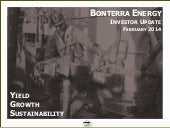 Bonterra Energy Corp. video