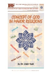 Concept of God in Major Religon - P...