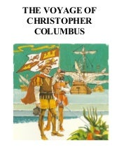 Christopher Columbus Enrichment Book