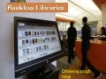 Bookless Libraries